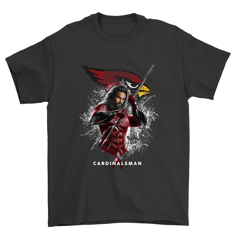 Aquaman Cardnialsman Arizona Cardinals